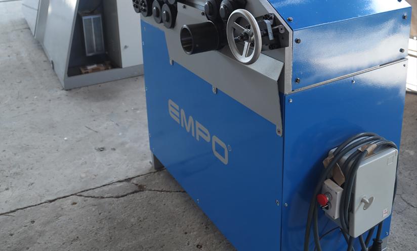 SPM-12 Spiral Machine