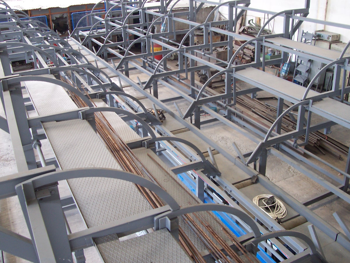 Rebar Cutting Line (Shearline)