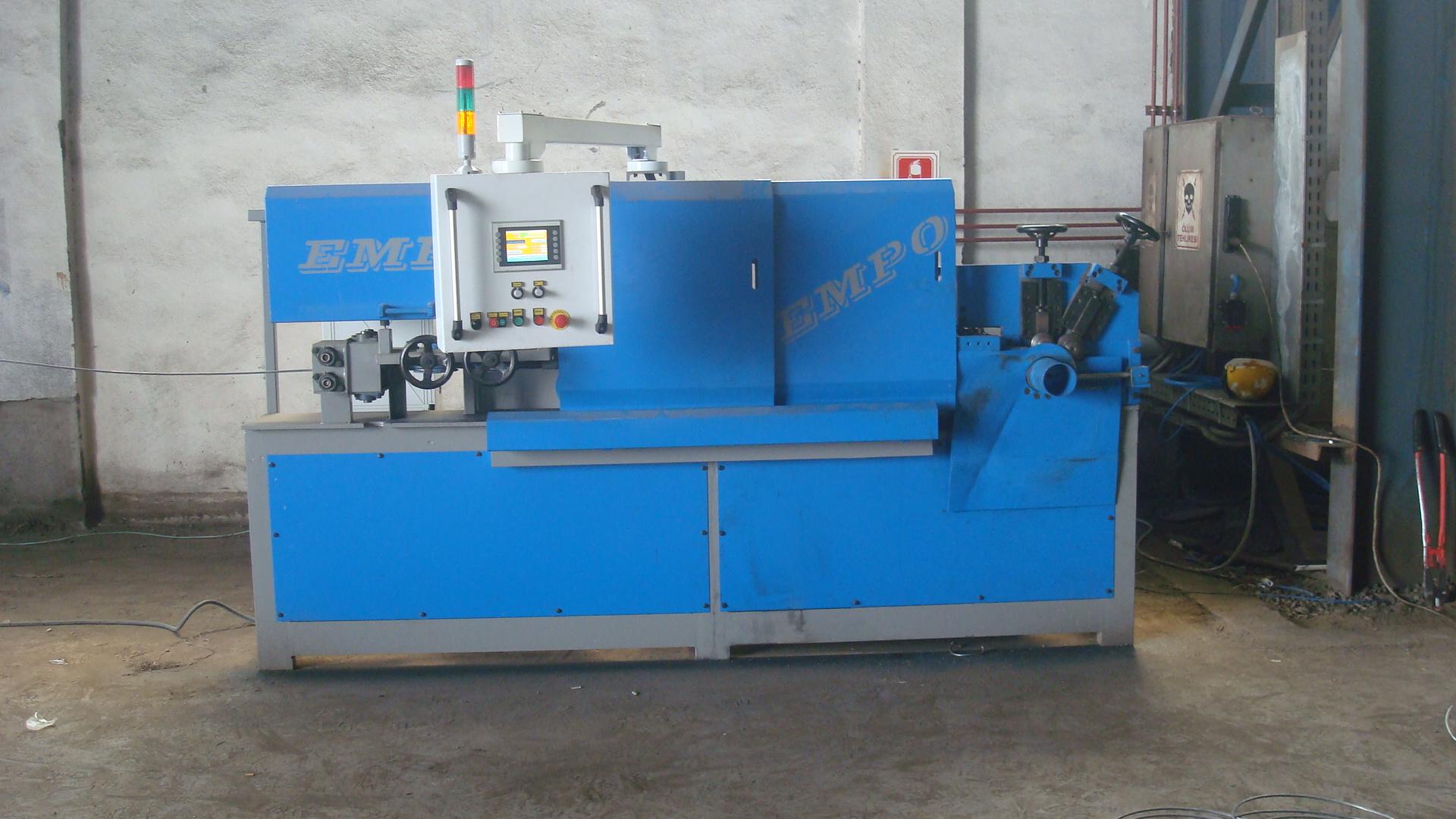 SP-12 Spiral Machine