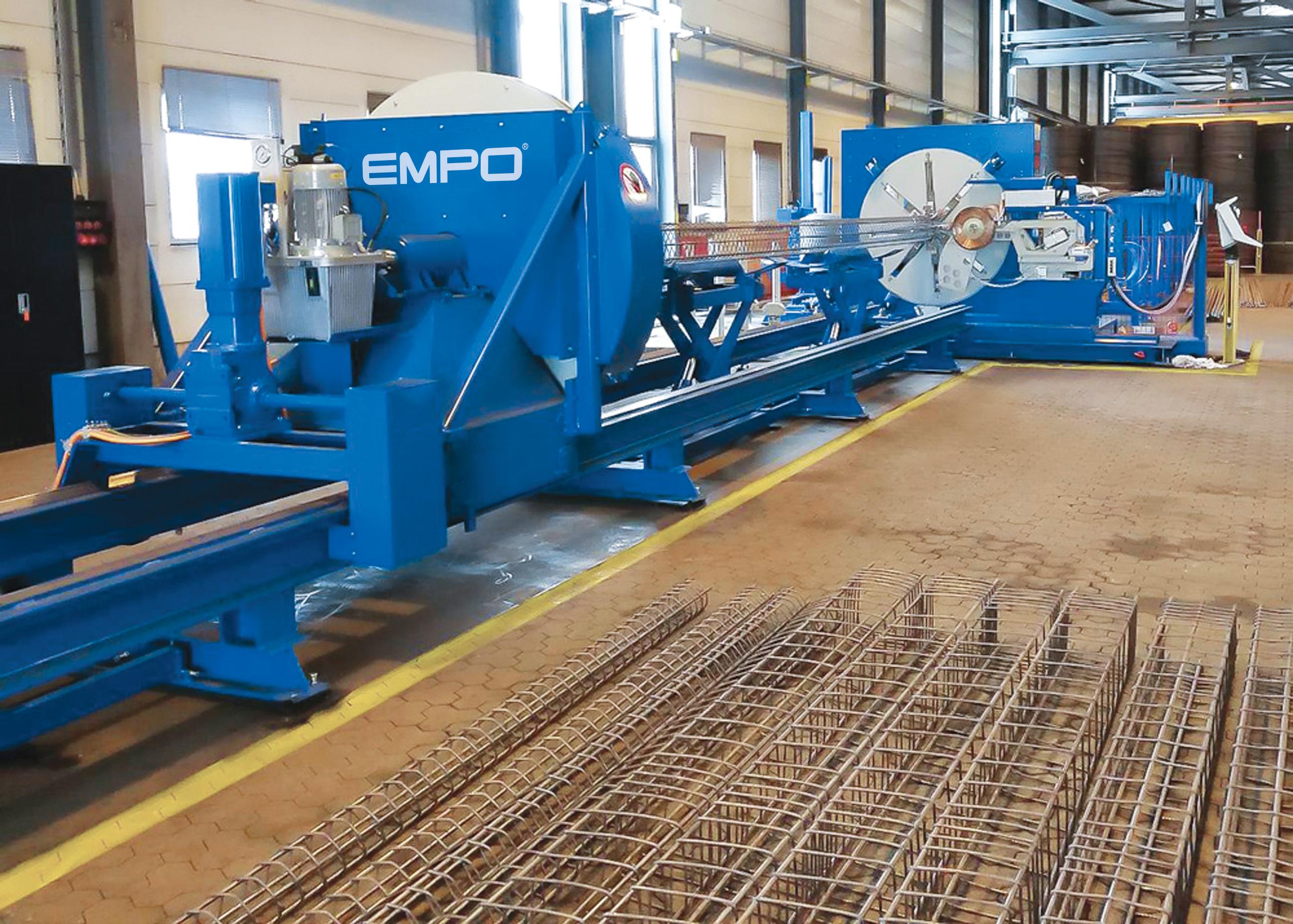 CWM-40 CAGE WELDING MACHINE