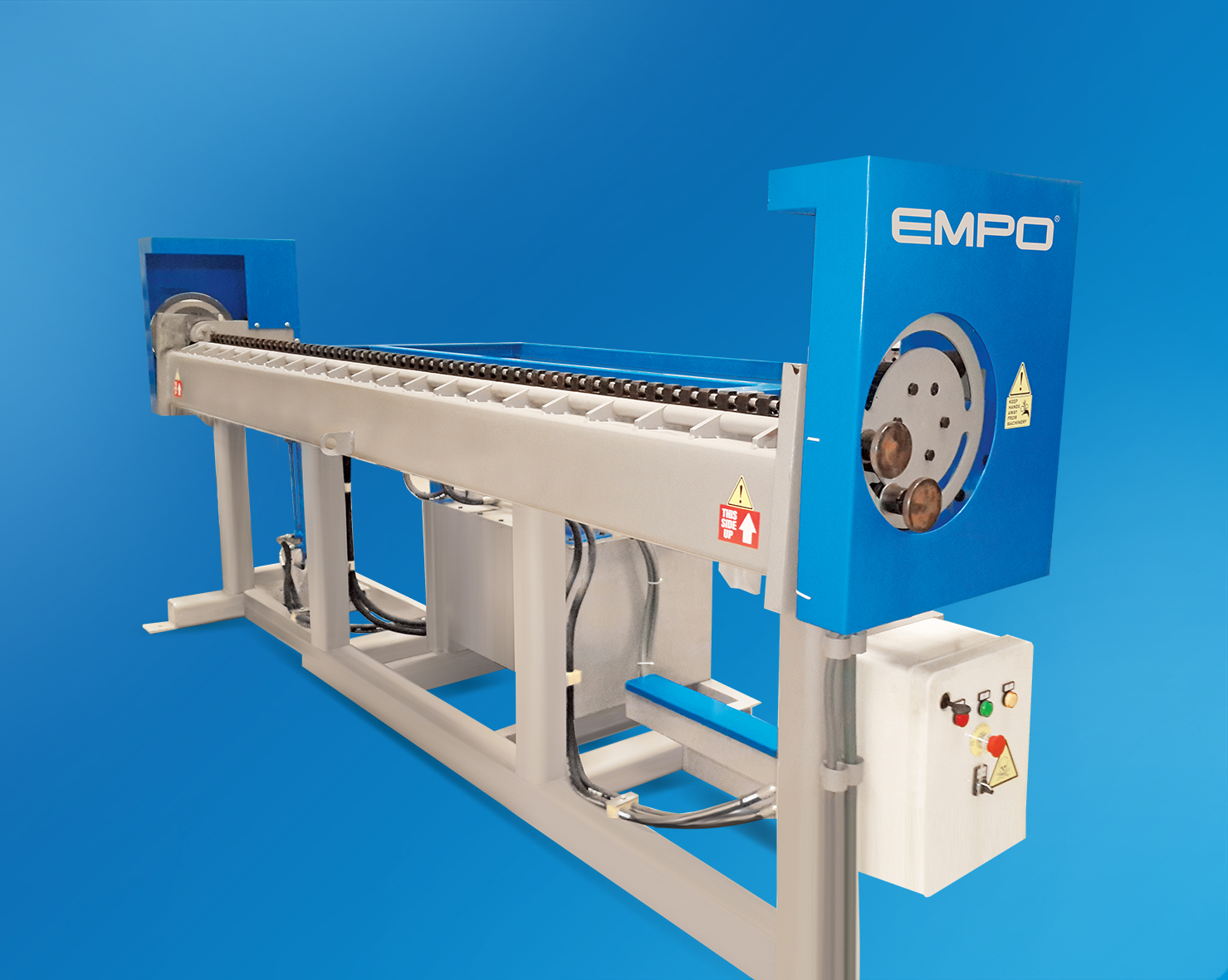 Wire Mesh Bending Machine